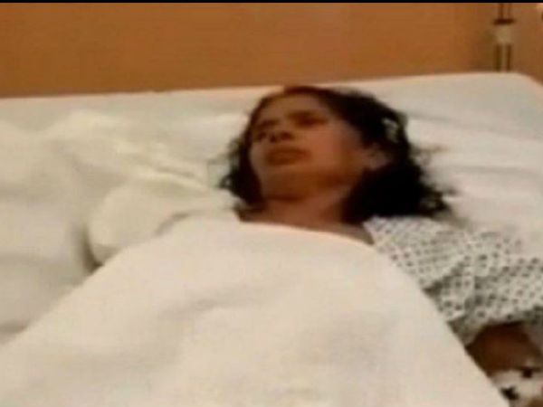 Indian woman's hand chopped off by employer