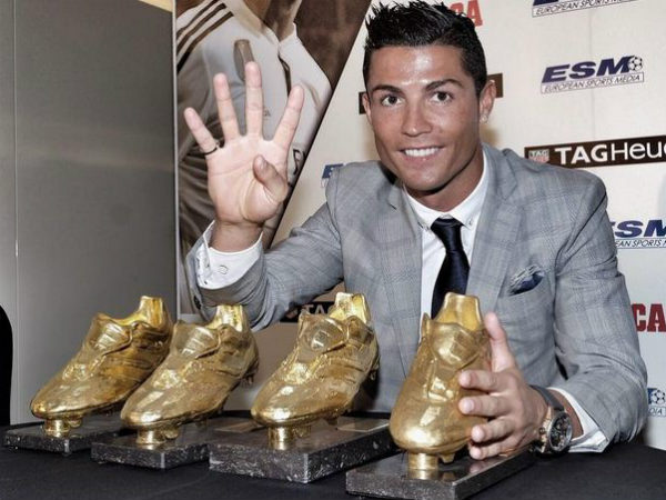 Cristiano Ronaldo Leads Forbes' Richest athletes