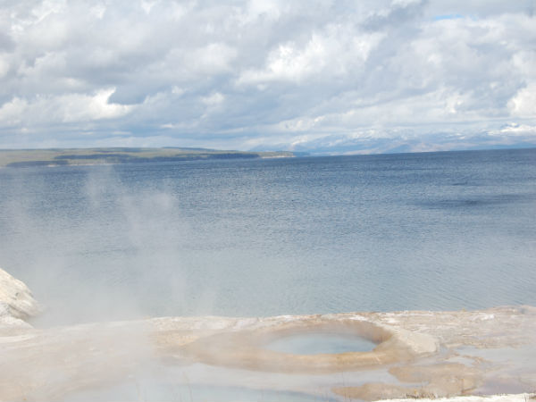 Yellowstone National Park in US, Travel experiene - Part 1