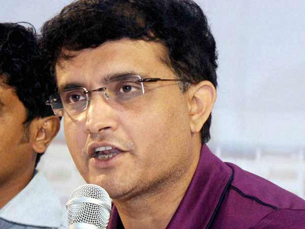 Cricketer Sourav Ganguly bats for dengue care