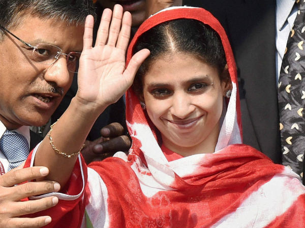 Geeta to bid aideu to Pak; set to arrive in New Delhi today