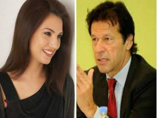 Imran Khan divorces wife of 10 months
