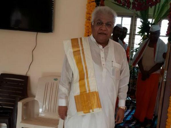 Political Leaders Mourn On Death Of Gurupadappa Nagamarapalli