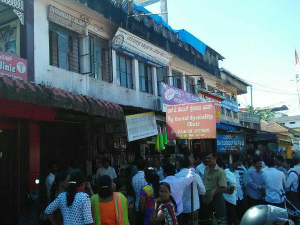 ಮಂಗಳೂರಲ್ಲಿ ಬ್ಯಾಂಕ್ ದರೋಡೆ, 5 ಕೋಟಿ ಲೂಟಿ