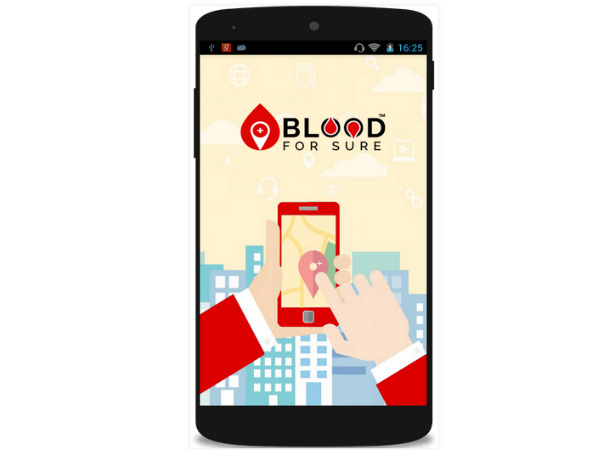 Tech Helpful Smartphone Applications Install Blood For Sure Android App