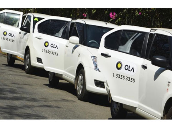 Ola Lux is now available in three cities viz. Mumbai, Bangalore and Delhi