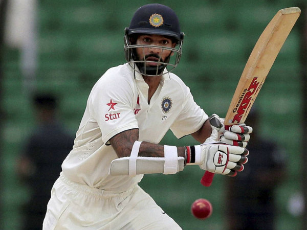 Galle Test: Ind vs SL : Shikhar Dhawan matches Don Bradman, Virender Sehwag record