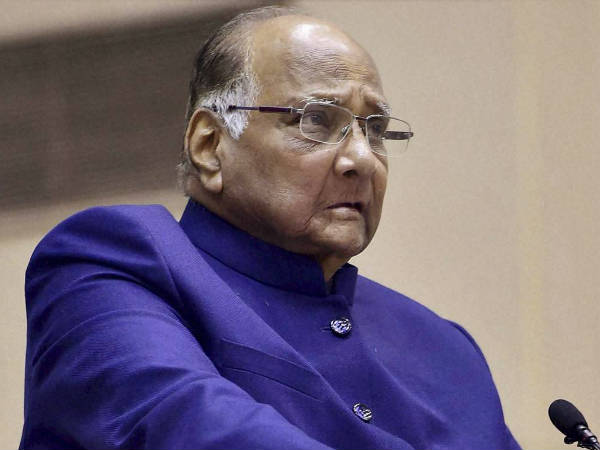 Next President Of India Is Sharad Pawar Now In The Race