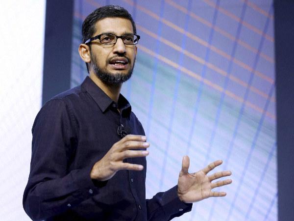 Google Ceo Sundar Pichai Speech At Googleforindia Event Delhi