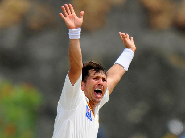 Pakistan Leg-Spinner Yasir Shah Fails in Doping Test, Banned