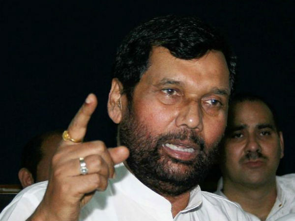 Only 'expiry date' for food items, not 'best before': Paswan