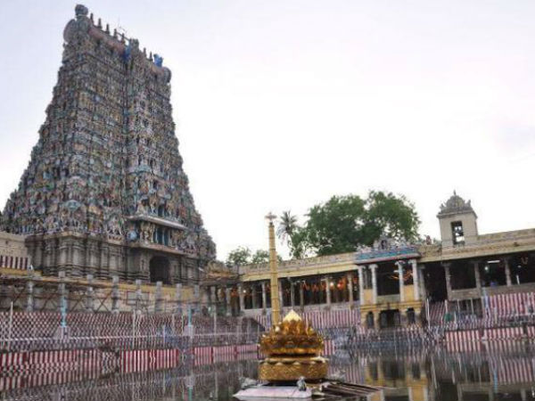 A dress code for men, women and children at Tamil Nadu temples from 1 Jan