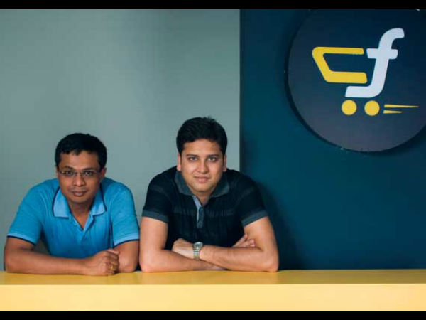 Binny Bansal replaces Sachin Bansal as new CEO