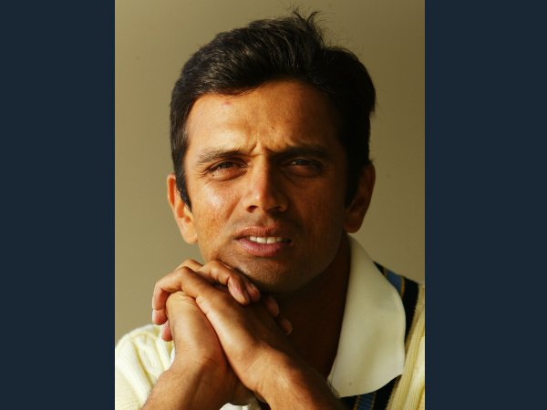 Rahul Dravid chosen for honorary doctorate by Bangalore University