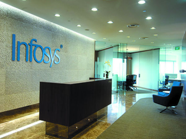 Infosys Net Profit For Q3 At Rs 3,465 Crores