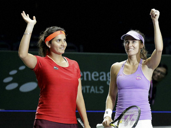 Sania Mirza and Martina Hingis set record with 29th consecutive win