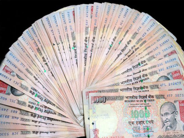 Beware of thousand rupees face value currency notes: RBI notification