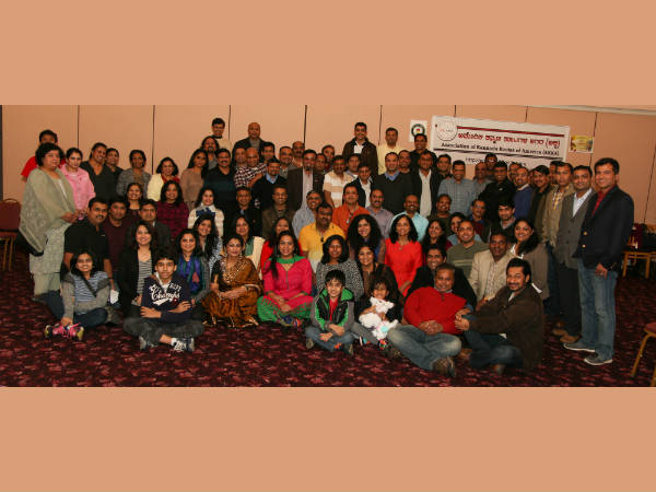 Atlantic City AKKA World Kannada Convention 2016 : Volunteers kick off meeting NJ
