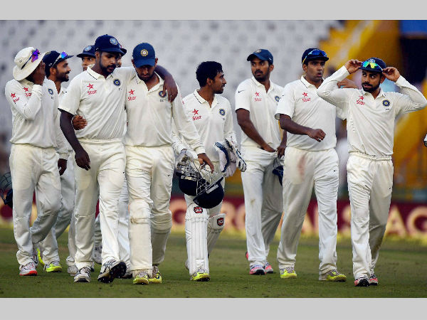 Team India return to No.1 Test spot in the world