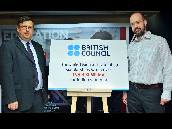 Great Britain Scholarships-India 2016