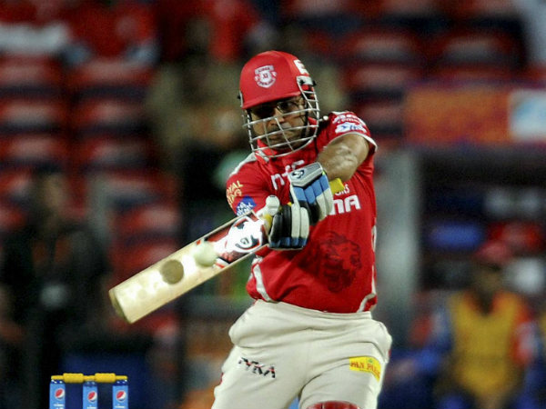 Virender Sehwag joins Kings XI Punjab as mentor for IPL season 9
