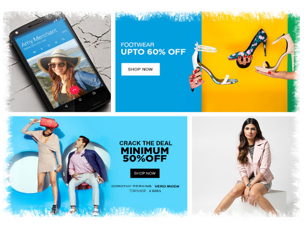 THE BIGGEST 10 DAY SALE! 90% Off at Snapdeal, Flipkart