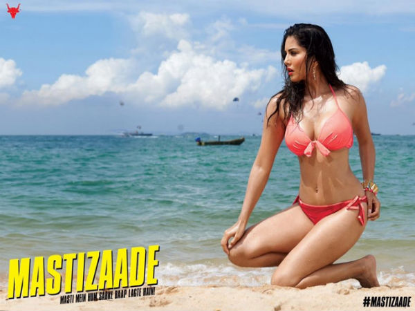Here's why Sunny Leone's Mastizaade is facing trouble in Ludhiana