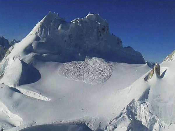 Siachen Avalanche : 10 Indian soldiers meet tragic death