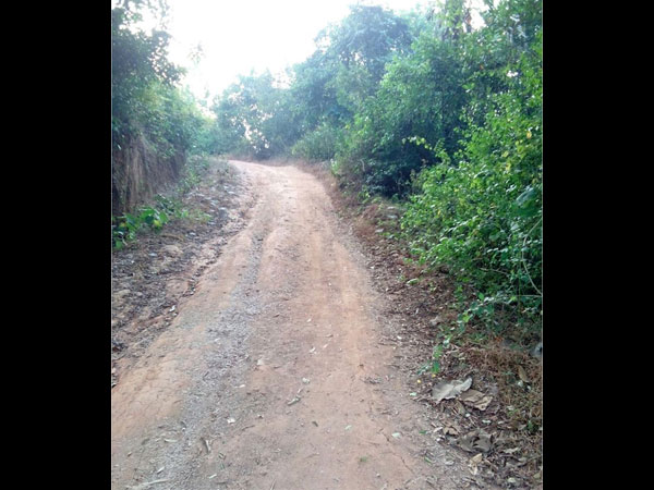 very bad road condition in Konaje, Purushakodi in Mangaluru outskirt