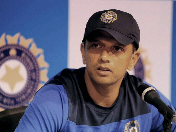 Rahul Dravid in ICC's Anti-Corruption Oversight Group