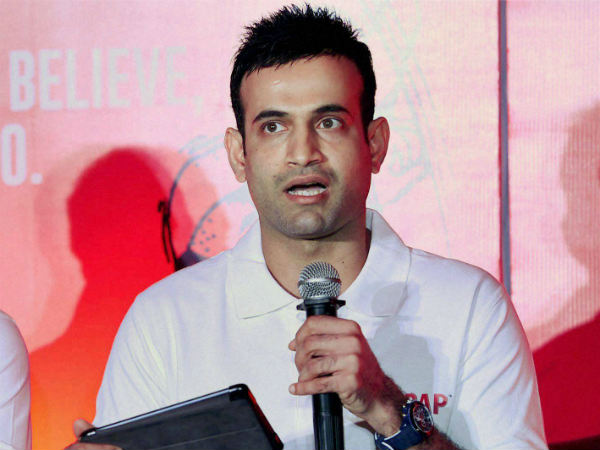 Why veteran all-rounder Irfan Pathan is not playing for RPS