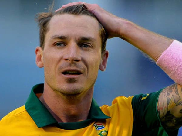 Injured Steyn named in South Africa's World Twenty20 squad