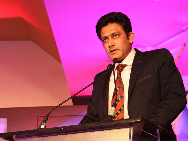 Anil Kumble appointed as Team India head coach BCCI