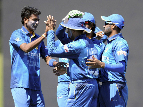 1st T20I: India bowled out for 101 on green pitch