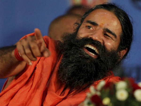 In Pics: When Yoga guru Baba Ramdev took a water scooter ride