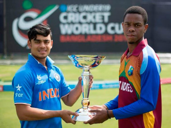 Under-19 World Cup Final: India Vs West Indies in Mirpur on February 14
