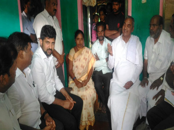 Family waiting for brave Soldier Mahesh dead body in Mysuru