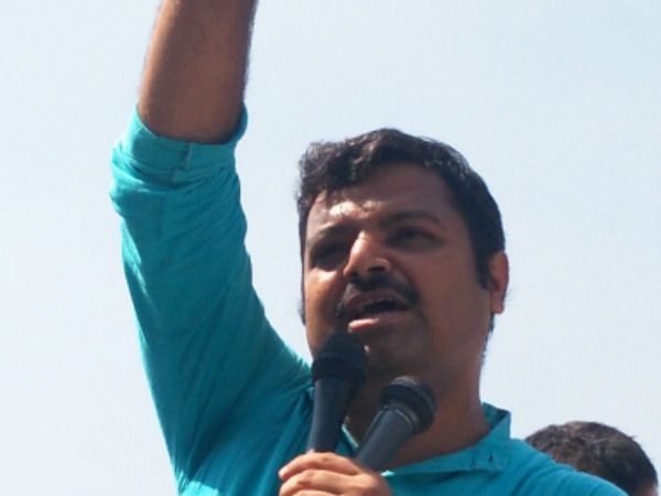 Bengaluru Quit India March For Nation Chakravarti Sulibele Speech