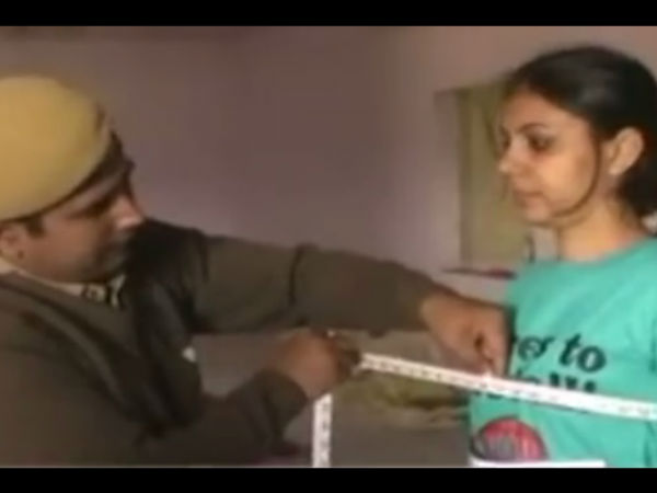 Watch video: Male cops conduct physical examination of women candidates in Rajasthan