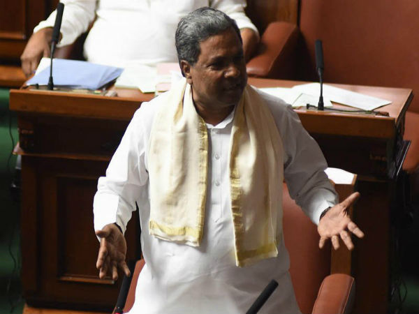 CM Siddaramaiah statement in assembly on lathi charge on farmers in Bengaluru