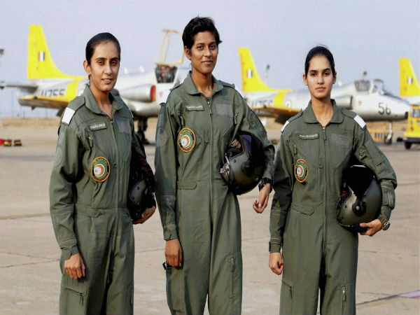 IAF to get First Women fighter pilots on June 18th