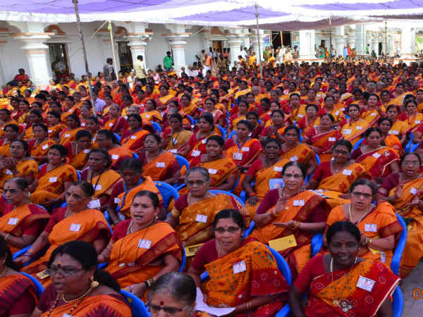 1800 singers from six states writes World record at Mantralaya, Andra pradesh