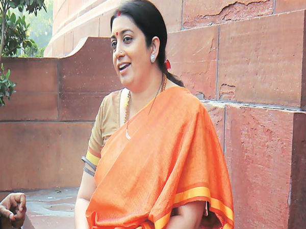 Union HRD minister Smriti Irani degree row, Magistrate court asks records from EC and DU