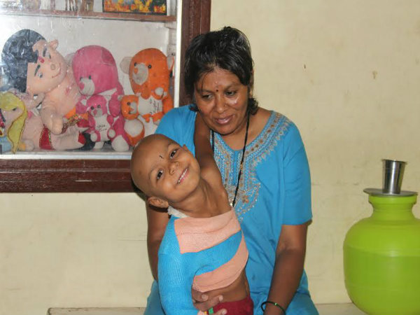 Your help to saves 4 year old girl life From Cancer in Bengaluru