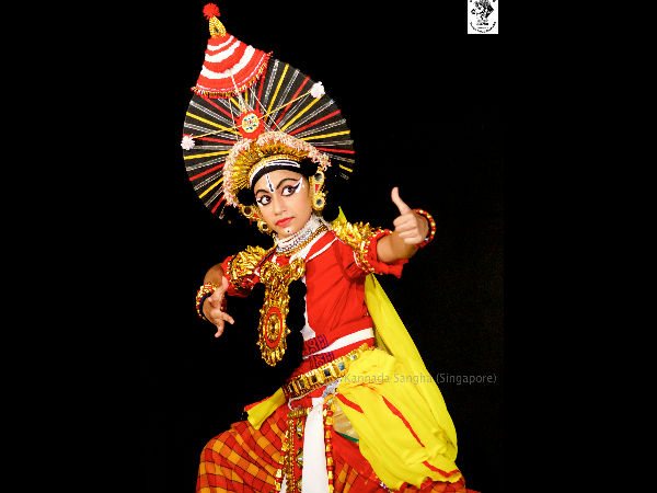 Karnataka's culture enlighten at Kala Vaibhava 2016, Singapore
