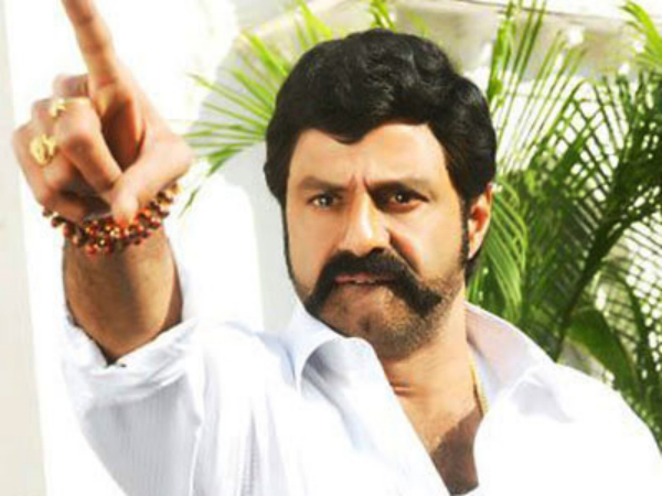 Balakrishna booked for 'must kiss or get them pregnant' comment