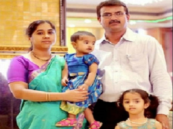 A mother killed her daughters in Hyderabad