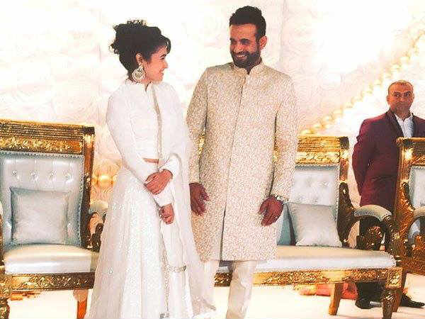 Cricketer Irfan Pathan becomes a proud father, blessed with a baby boy