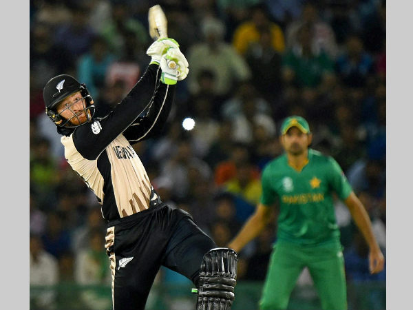 World T20: New Zealand down Pakistan to enter semi-finals