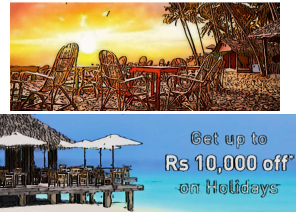 It is possible: Now get 90 off plus rs 10000 cashback